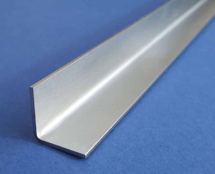 Stainless Steel Angle Trim Just Stainless