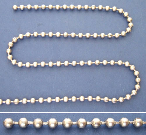 No.3 Bead Chain