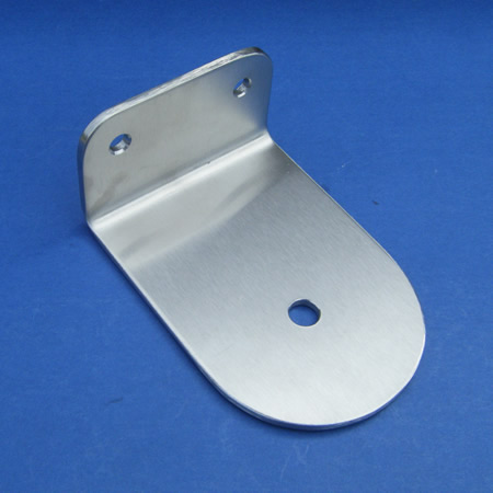 Glass Canopy Angle Bracket