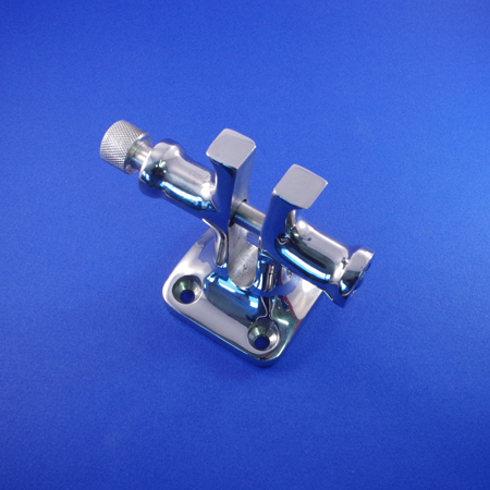 Split Bollards With Locking Pins