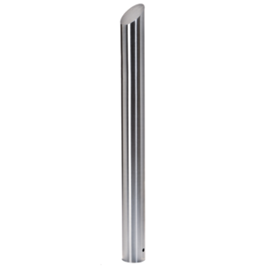 Mitre Cap Bollard With 50mm Groove