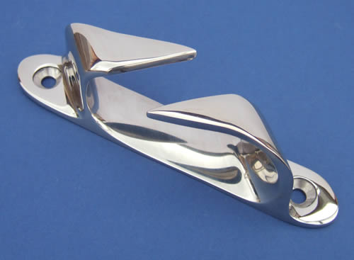 Curved Skene Bow Chock - Right-hand