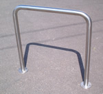 JS2C01 Surface Mounted Sheffield Cycle Stand