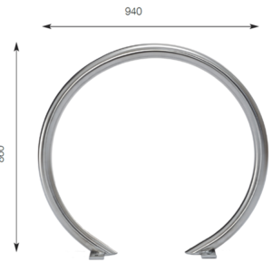 O Ring Bolted