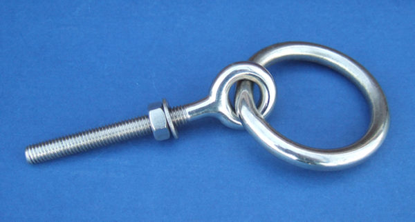 Ring Bolt with Nut