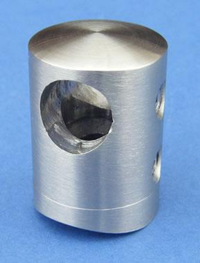 Round-back ø12mm Bar Socket