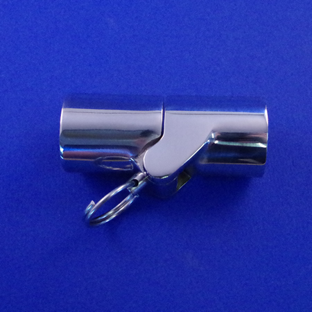 Tube Hinge with Quick Release Pin