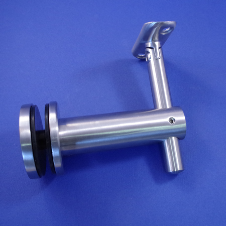 Glass Mounted Handrail Bracket