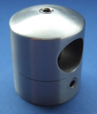 Flat-back ø12mm Bar Socket