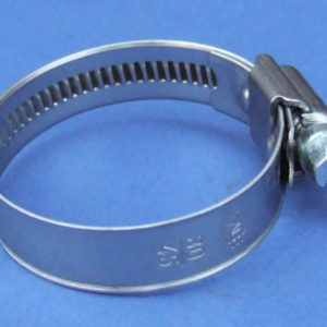 12mm wide Worm Drive Hose Clamp
