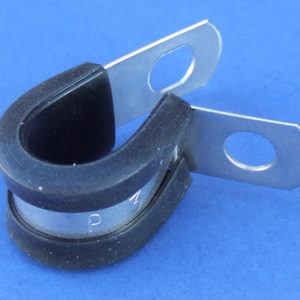 P Clip with EPDM Rubber liner