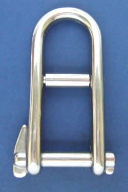 Key Pin Dee Shackle with Pin