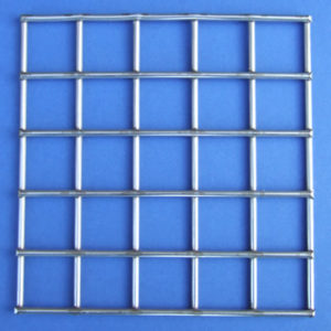 Welded Wire Mesh - 1 inch Square Pitch