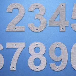 Numerals 0-9