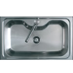 JSS29 Topmount Single Bowl
