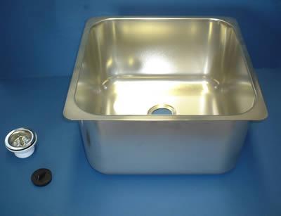 Bar Sink Central Waste