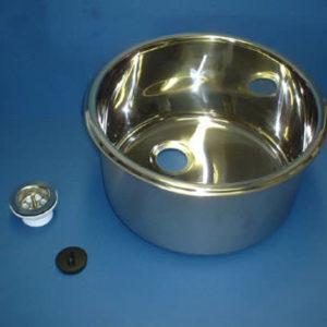Round Insert Design Sink
