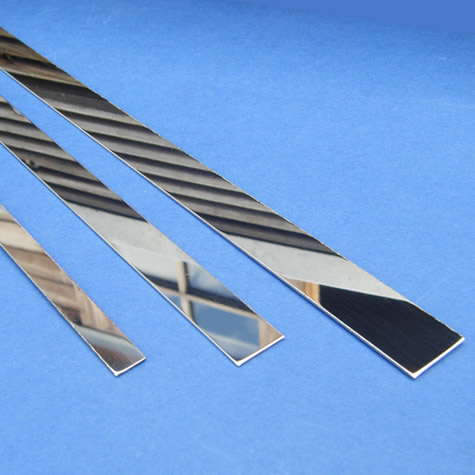 Stainless Mirror Flat