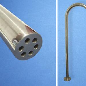 Poolside Spa Shower - 6 Hole Nozzle