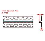 JS-TR38 Movement Joint