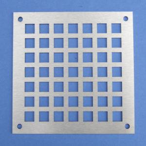Square Ventilation Grille