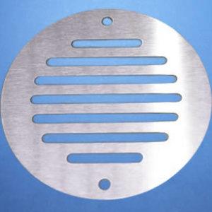 Round Ventilation Grille